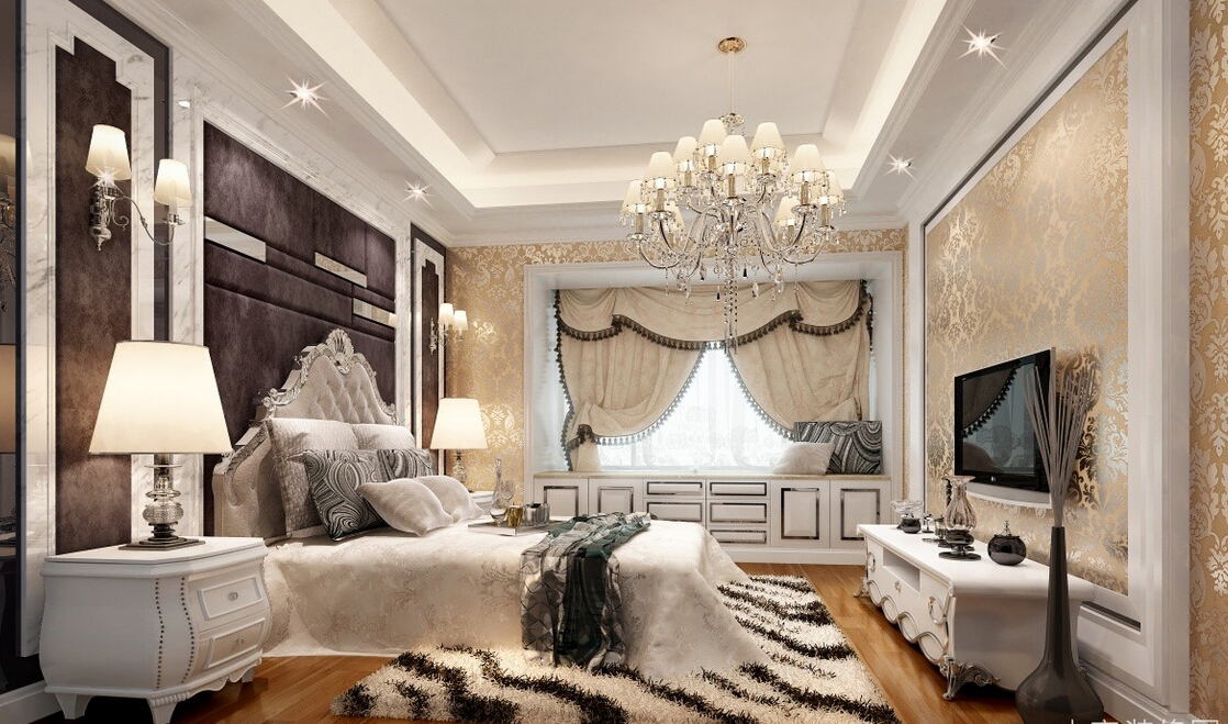 上海最流行的豪华别墅装修设计风格