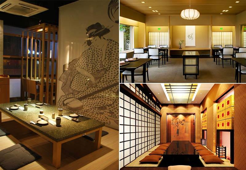 合肥日式餐厅装修 田园与天然相会贯通