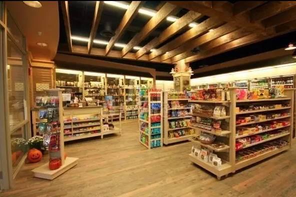 南昌便利店装修 南昌中小型超市装修设计方案图片
